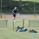 Competition and social tennis